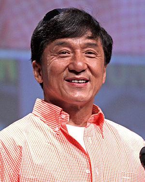 Kung fu film - Jackie Chan