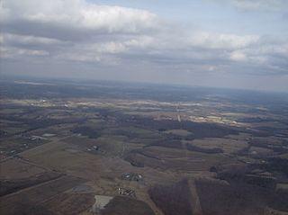 Jackson Township, Highland County, Ohio Township in Ohio, United States