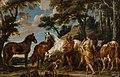 Jacob Jordaens (I) - Mercurius en Battus - 3196 (OK) - Museum Boijmans Van Beuningen.jpg