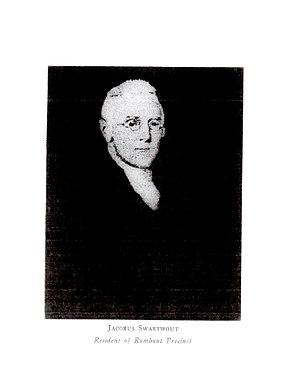Jacobus Swartwout - Brigadier General Jacobus Swartwout
