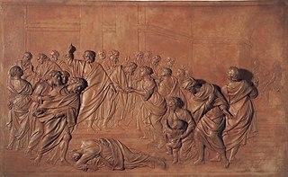 The death of Saphira (Saffira)