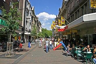 Hamborn - Jaegerstraße Street