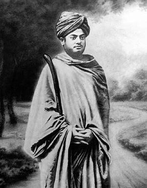 Pavhari Baba - Swami Vivekananda met Pabhari Baba in Ghazipur in January–February, 1890.