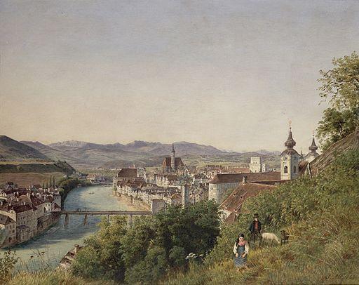 Jakob Alt - Steyr in Oberoesterreich