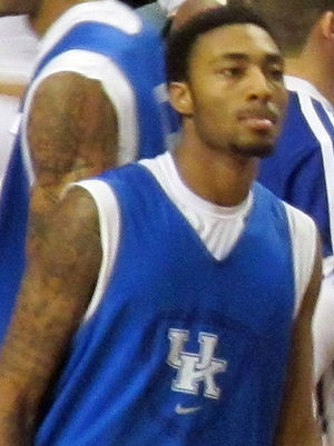 2014–15 Kentucky Wildcats men's basketball team - James Young entered the NBA Draft