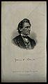 James Dana. Stipple engraving by H. W. Smith, 1869. Wellcome V0001452.jpg