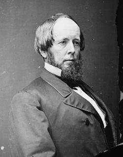 United States Representative and Senator from Connecticut