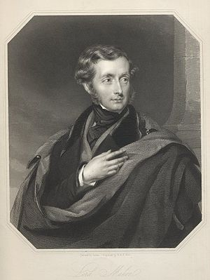 Philip Stanhope, 5th Earl Stanhope - Lord Mahon, 1846