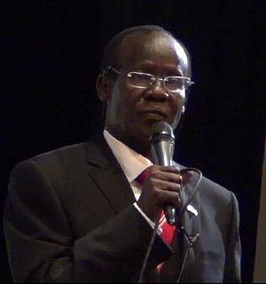 Vice President of South Sudan