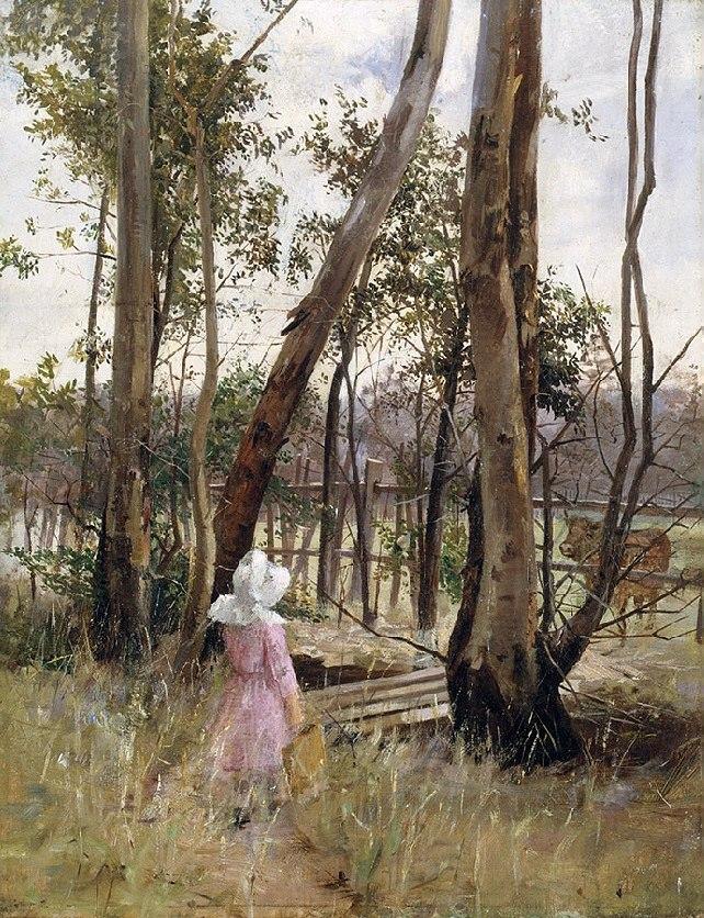 Jane Sutherland - Obstruction, 1887