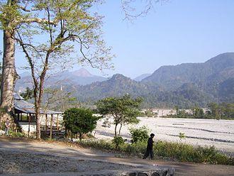 Buxa Tiger Reserve - Jayanti hills