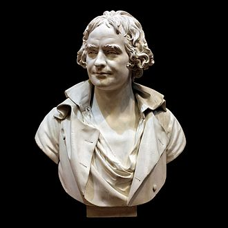 Jean-Antoine Chaptal - Bust of Chaptal, by Philippe-Laurent Roland.