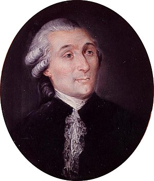 Jean Baptiste Treilhard - Jean-Baptiste Treilhard