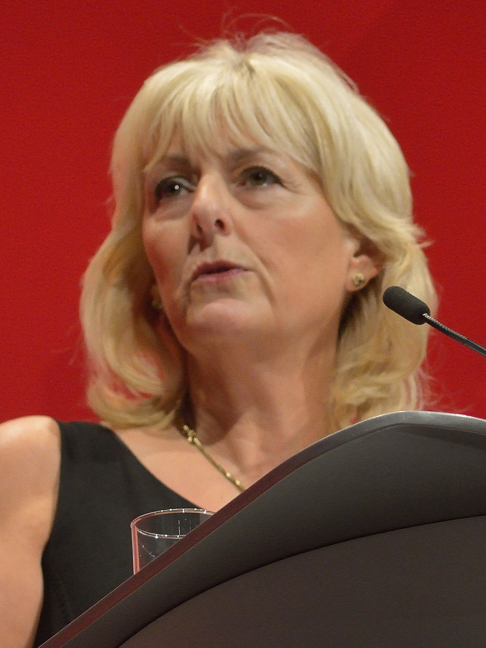 Jennie Formby, 2016 Labour Party Conference (cropped)