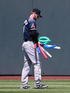 Jeremy Hazelbaker American baseball player