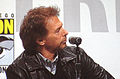 Jerry Bruckheimer at Sorceror's Apprentice panel at WonderCon 2010.JPG