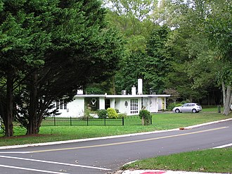 Roosevelt, New Jersey - Image: Jersey Homesteads Historic District