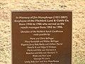 Jim Humphreys historical marker, Lubbock, TX IMG 0061.JPG