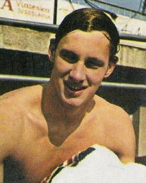 Jim Montgomery (swimmer) - Image: Jim Montgomery (swimmer)