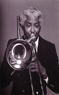 Jimmy Cleveland American jazz trombonist