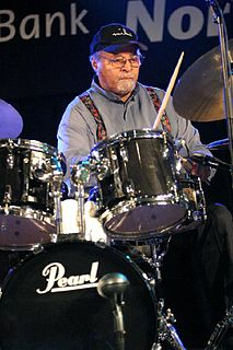 Jimmy Cobb Jazz drummer