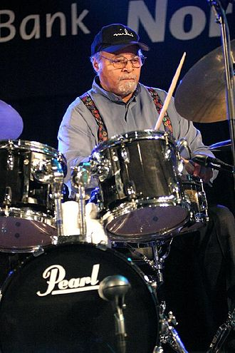 Jimmy Cobb - Photo by Tom Beetz