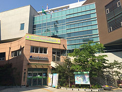 Jingwan-dong Community Service Center