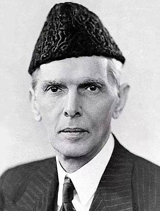 Muhammad Ali Jinnah - Jinnah in 1945