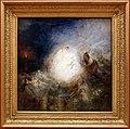 Jmw turner, ondina che dà l'anello a masaniello, pescatore napoletano, ante 1846.jpg