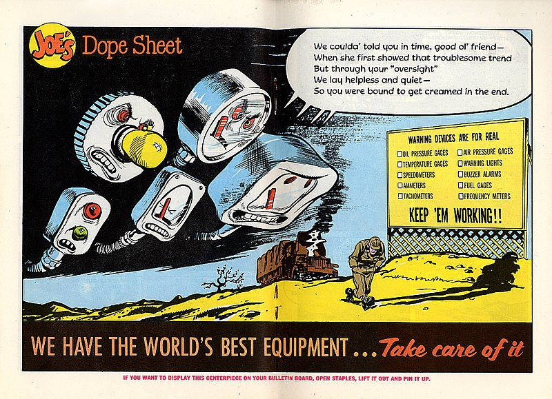 File:Joe's Dope Sheet (Issue 152 1965 page032 page033) (16648732458).jpg