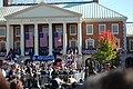 Joe Biden in front of Reynolda Hall 3 (2967277631).jpg