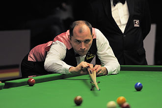 Joe Perry (snooker player) - Joe Perry at the 2014 German Masters