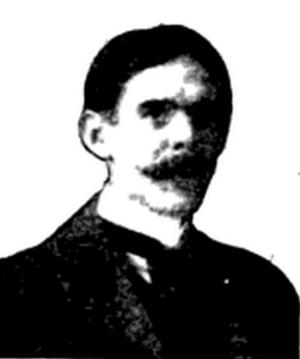 Joe S. Jackson - Jackson from 1907 Spalding Guide