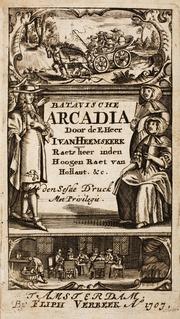 Johan van Heemskerk Dutch poet