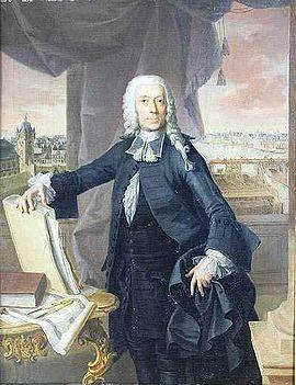 Johann Friedrich von Uffenbach