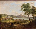 Johann Jacob Dorner d. J., Jagdgesellschaft am Mondsee um 1817, MGS-20160312-001.jpg