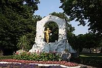 Johann Strauss Denkmal Wien.JPG