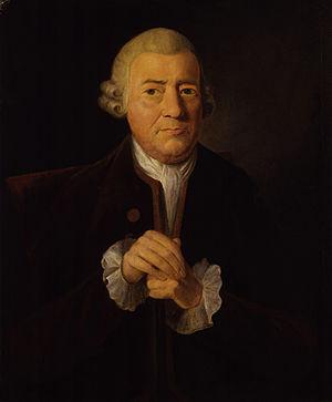 John Baskerville, by James Millar (floruit 176...