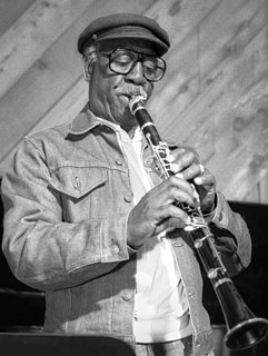 John Carter (jazz musician) American jazz clarinet, saxophone, and flute player