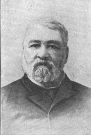 Utah in the American Civil War - John F. Kinney, who served as Utah Chief Justice and U.S. Representative from Utah