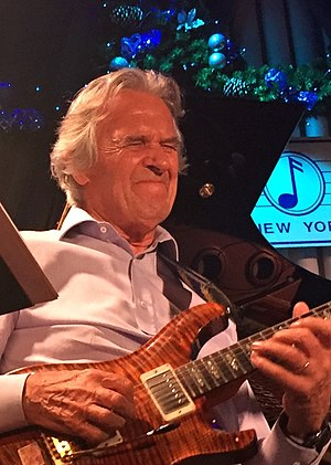 John McLaughlin (musician) - Image: John Mc Laughlin Blue Note 2016