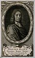 John Ray. Line engraving by A. de Bloys after W. Elder after Wellcome V0004933ER.jpg
