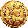 John Solidus Ravenna RIC 1901 (obverse)