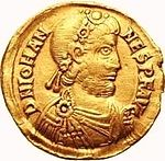 John Solidus Ravenna RIC 1901 (anverso) .jpg
