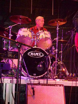 John Steel (drummer) - Image: John Steel Animals
