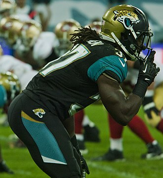 Johnathan Cyprien - Cyprien with the Jacksonville Jaguars in 2013