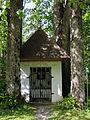 Johnsbach - Naturdenkmäler 895 bis 898 - 4 Winterlinden (Tilia cordata) mit Kriegerdenkmal - III.jpg