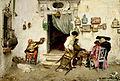 José Jiménez Aranda - Figaro's Shop - Walters 374.jpg