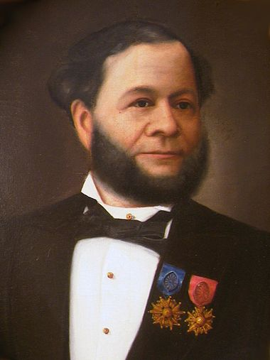 Jose Maria Castro Madriz formally declared Costa Rica as independent from the Federal Republic of Central America in 1848. Jose Maria Castro Madriz.JPG