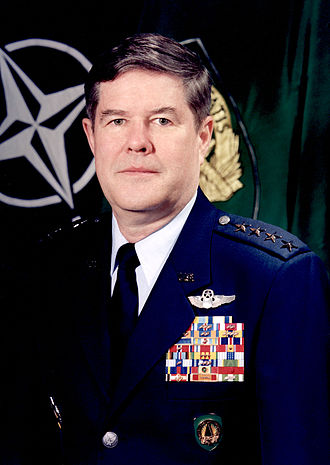 Joseph Ralston - General Joseph W. Ralston